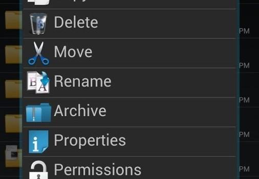 Root Browser Ekran Görüntüleri - 4