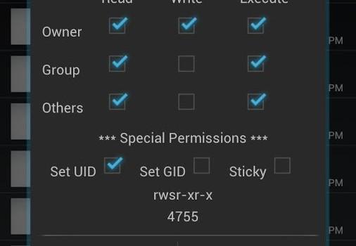Root Browser Ekran Görüntüleri - 5