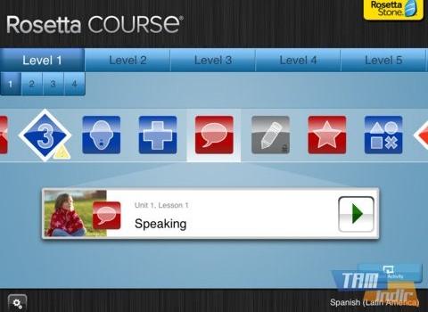 Rosetta Course Ekran Görüntüleri - 1