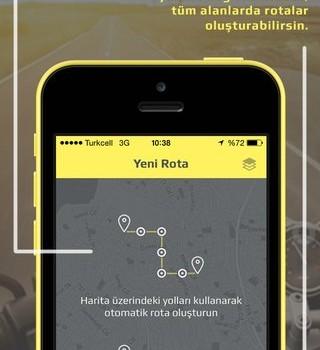RouteUp Ekran Görüntüleri - 1