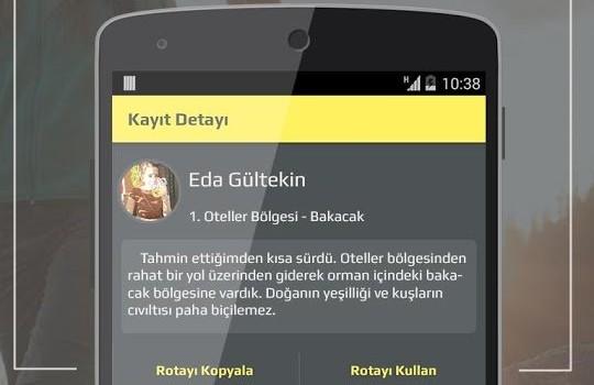 RouteUp Ekran Görüntüleri - 3