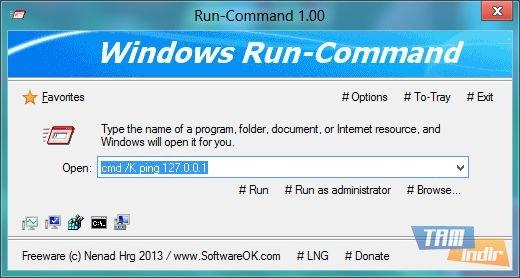 Run-Command Ekran Görüntüleri - 1