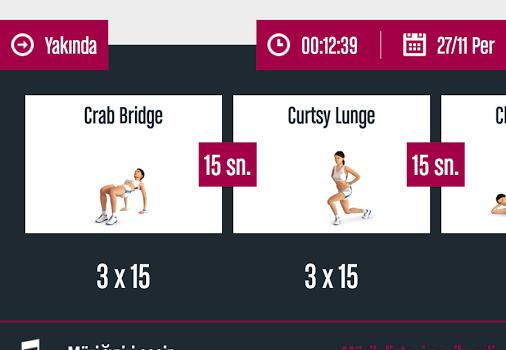 Runtastic Butt Trainer Ekran Görüntüleri - 3