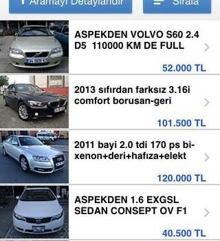 Sahibinden.com Ekran Görüntüleri - 3