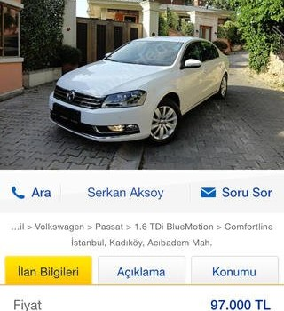 Sahibinden.com Ekran Görüntüleri - 2