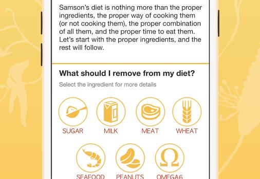 Samson's Diet Ekran Görüntüleri - 4