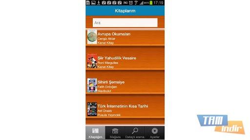 Samsung eKitap Ekran Görüntüleri - 3