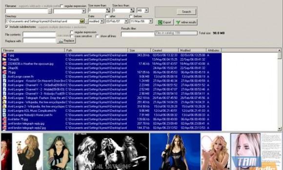 ScanFS Ekran Görüntüleri - 1