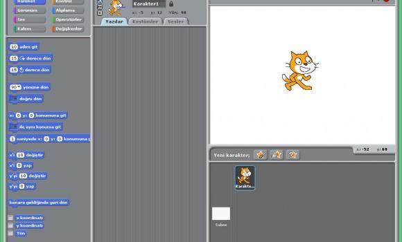 Scratch Ekran Görüntüleri - 3