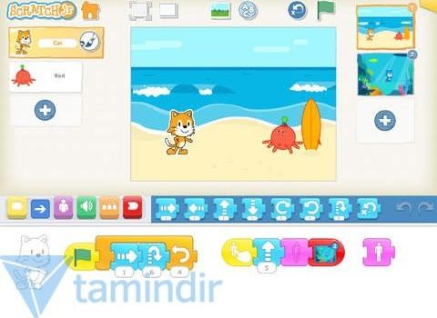 ScratchJr Ekran Görüntüleri - 2