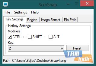 ScrnSnap Ekran Görüntüleri - 1