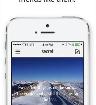Secret Ekran Görüntüleri - 3