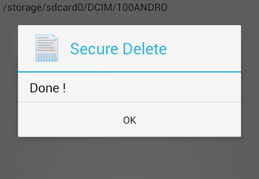 Secure Delete Ekran Görüntüleri - 2