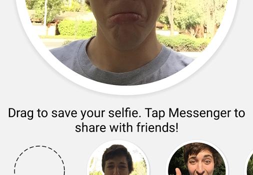 Selfied for Messenger Ekran Görüntüleri - 2
