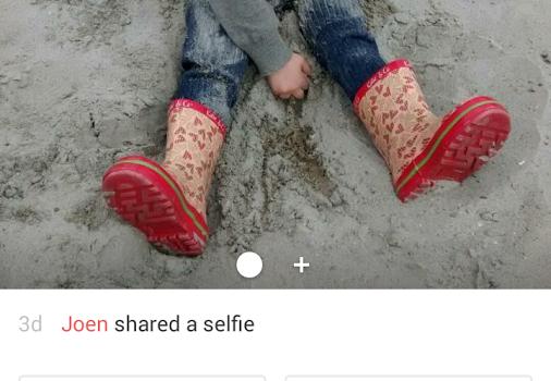 Selfies Ekran Görüntüleri - 4