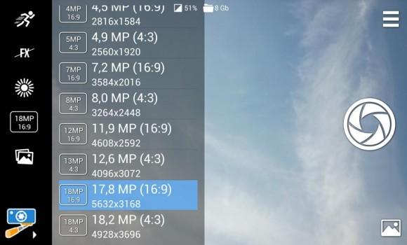 SelfiShop Camera Ekran Görüntüleri - 1