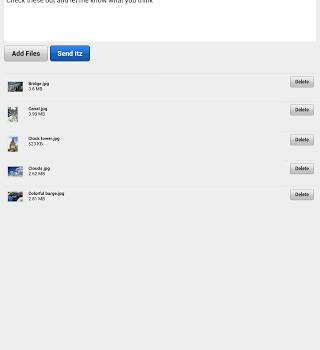SendItz Ekran Görüntüleri - 5