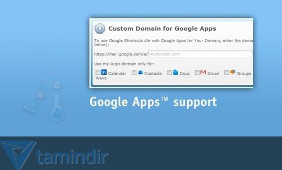Shortcuts for Google Ekran Görüntüleri - 2