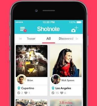 Shotnote Ekran Görüntüleri - 4