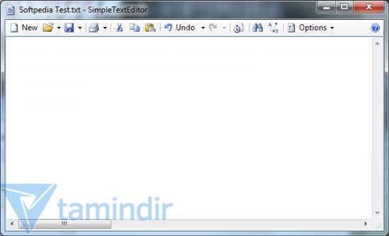 SimpleTextEditor Ekran Görüntüleri - 1