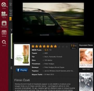 Sinemalar Ekran Görüntüleri - 3