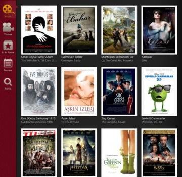 Sinemalar Ekran Görüntüleri - 2