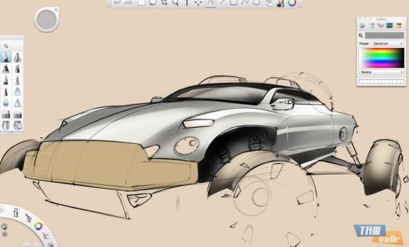 SketchBook Express Ekran Görüntüleri - 5