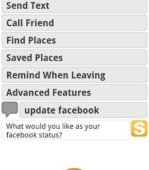 Skyvi (Siri for Android) Ekran Görüntüleri - 1