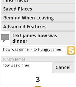 Skyvi (Siri for Android) Ekran Görüntüleri - 4
