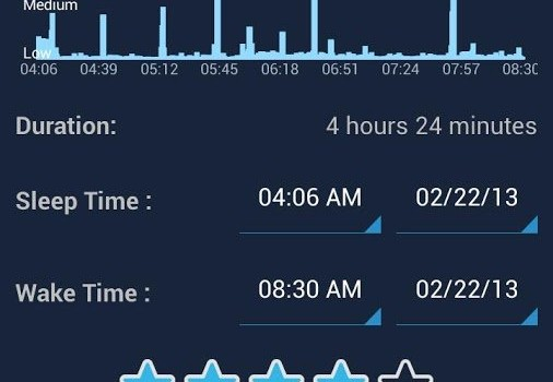 SleepBot Ekran Görüntüleri - 1
