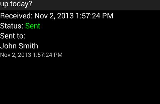 SMS Forwarder Ekran Görüntüleri - 2