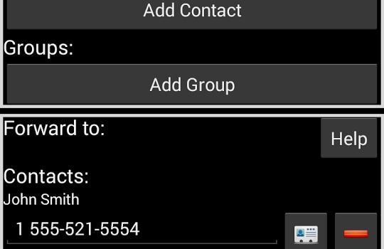 SMS Forwarder Ekran Görüntüleri - 5