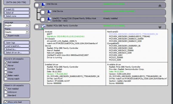 Snappy Driver Installer Ekran Görüntüleri - 1