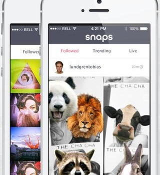 Snaps! Ekran Görüntüleri - 3