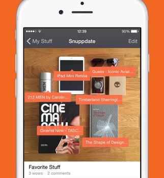 Snupps Ekran Görüntüleri - 3