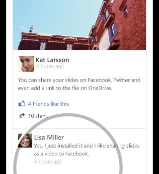Social Share Ekran Görüntüleri - 1