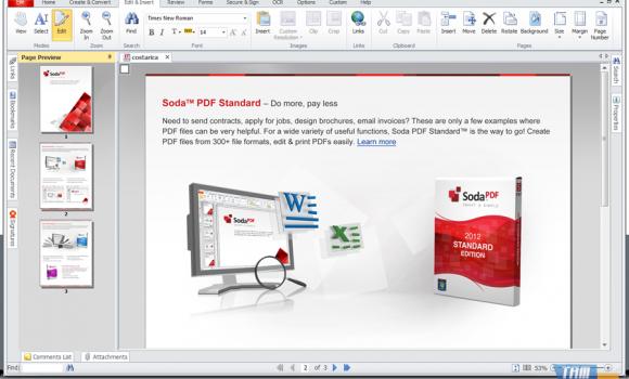 Soda 3D PDF Reader Ekran Görüntüleri - 4