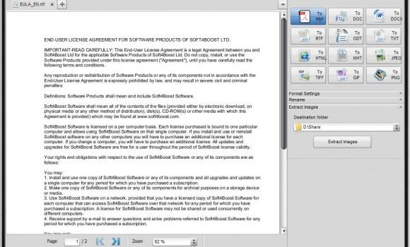 Soft4Boost Document Converter Ekran Görüntüleri - 2