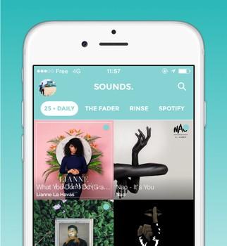 Sounds Ekran Görüntüleri - 2