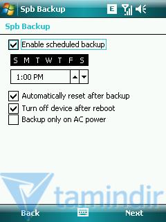 SPB Backup Ekran Görüntüleri - 2
