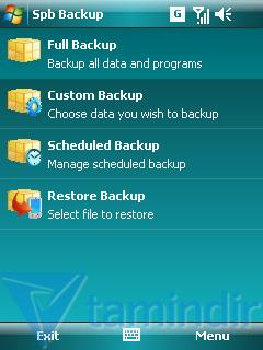 SPB Backup Ekran Görüntüleri - 5