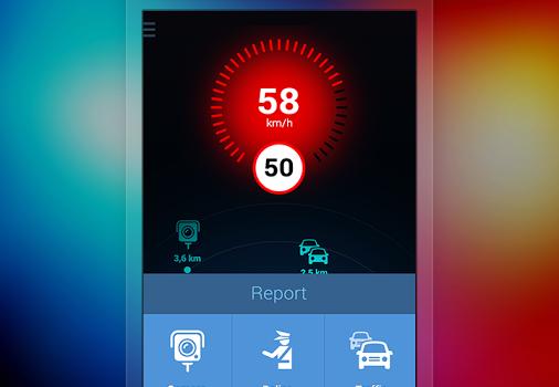 Speed Cameras Ekran Görüntüleri - 1