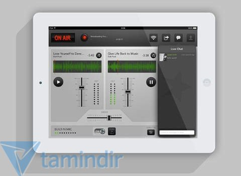 Spreaker DJ Ekran Görüntüleri - 4