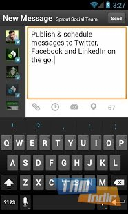 Sprout Social Ekran Görüntüleri - 1
