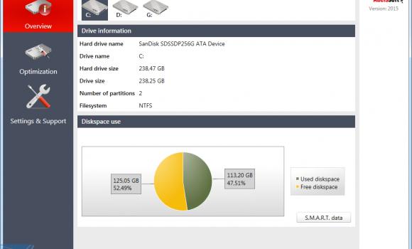 SSD Fresh Ekran Görüntüleri - 1