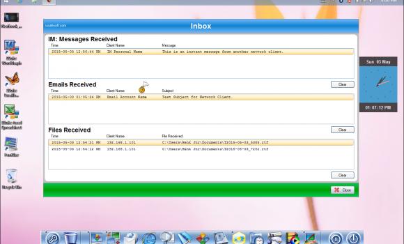 SSuite NetVine Ekran Görüntüleri - 2