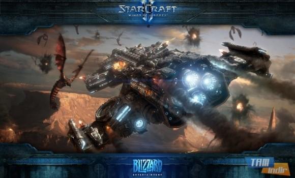 Starcraft 2 Duvar Kağıtları Ekran Görüntüleri - 2
