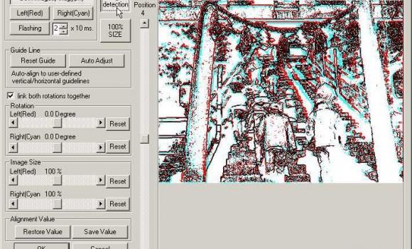 StereoPhoto Maker Ekran Görüntüleri - 1