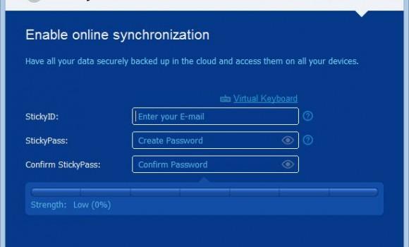 Sticky Password Ekran Görüntüleri - 10