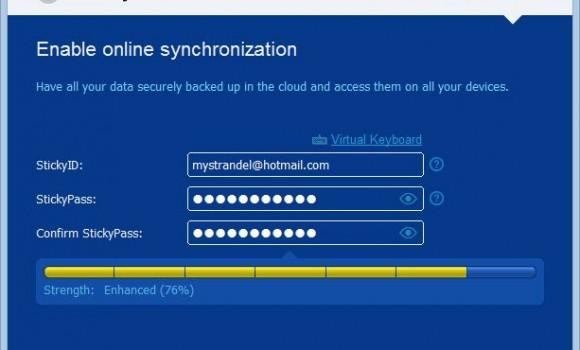 Sticky Password Ekran Görüntüleri - 9